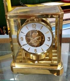Le Coultre Clock