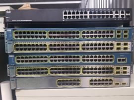 INTEGRATED SERVERS SWITCHES