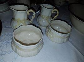 Beleek porcelain