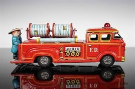 151toy truck auction