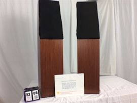 Meadowlark Shearwater Audio Speakers