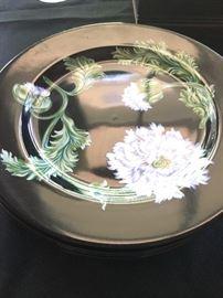 Tiffany Desert Plates