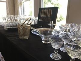 Waterford, Simon Pearce, Towle Sterling Flatware