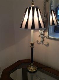 Candlestick lamp $45