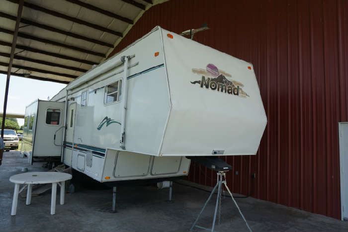$7500 , the trailer will NOT reduce with normal daily sales reductions. Must pay with a bank check or have a letter of guarantee from your bank with your check, we also take credit cards. Title available