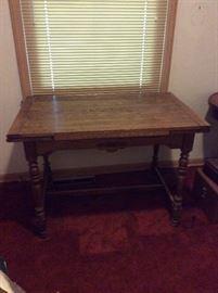 Oak Expandable pub table