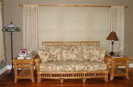 Benchmark sunroom set
