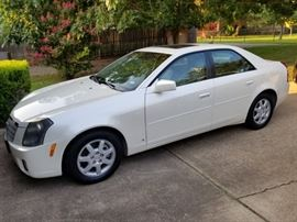 2006 Cadalic CTS 3.2L Great condition