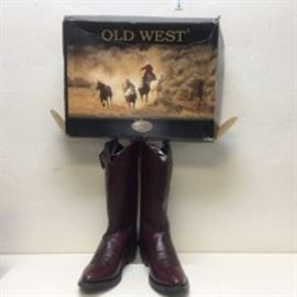 OldWesternBoots