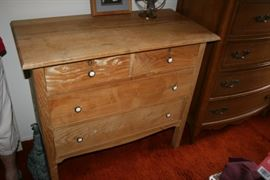 "small rustic dresser 34"" wide x 18"" deep x 39"" tall"