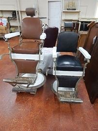 Koken Barber Shop Chairs