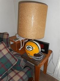 Packers Table Lamp