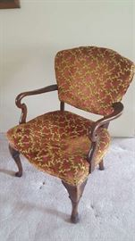 Patterned chair - $50
