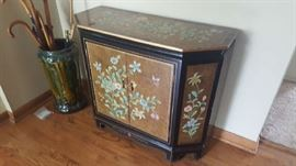 Asian cabinet - $75