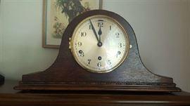 Mantel clock - $40