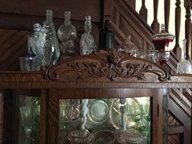 Glassware & china