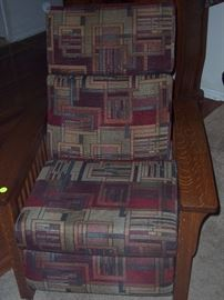 Hart land slat recliner from the Gigglin Pig