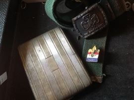 Girl Scout items