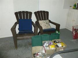 nice Adirondack chairs