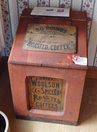 General Store advertising items