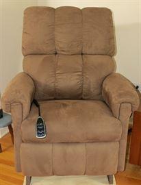 LaZboy remote rocker recliner