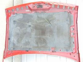 Front Hood (Chevy S10)