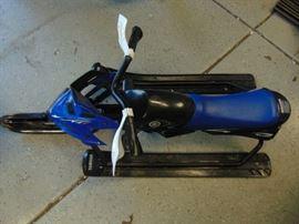 Yamaha Nytro Sled (blue/black)