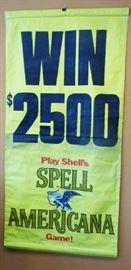 Vintage Shell Banner