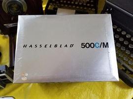 Hasselblad Camera 500C/M