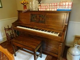Sting II player piano