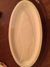 8 Pfaltzgraff Fish Platter