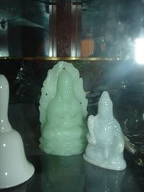 Jade Figurines- more photos of other Jade items to be posted Monday