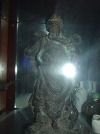 Oriental Figural-Guan Yu