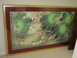 Large Wall Art- Watercolor