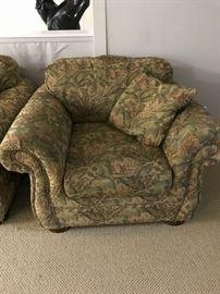 Matching Club Chair