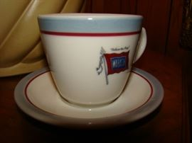 Wabash Cup & Saucer
