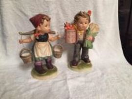 2 Goebel figurines