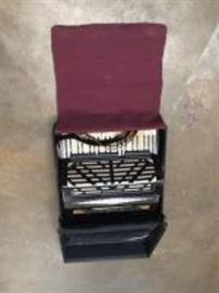 Buttstadt Accordian Cand case