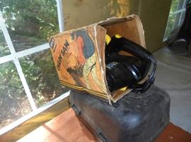 Electric chainsaw (unused)