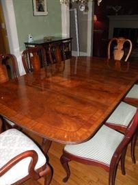 Henredon Natchez Collection Table