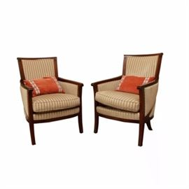 Set Of Hickory Chairs