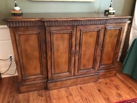Baker Furniture Buffet Server/Entertainment Cabinet