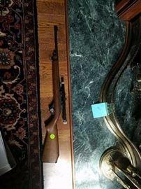 Glenfield Model 75 rifle