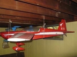Radio Control Modeler Air Plane