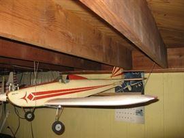 Radio Control Modeler Air Plane - Sig Kit - Astro-Hog