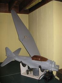 Japanese Zero RC Modeler Airplane - not completed