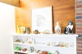 Small Collectibles and Home Decor
