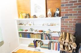 Books, Small Collectibles and Home Decor