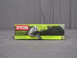 Ryobi Angle Grinder