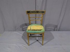Hercules 1836 Decorative Chair